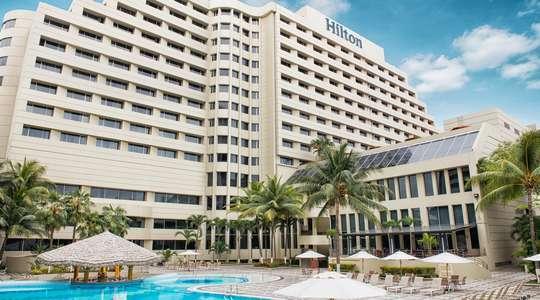 Hilton Colon, Guayaquil