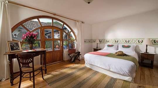 Hacienda Deluxe Room