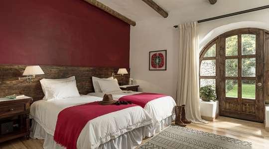 Hacienda Standard Room