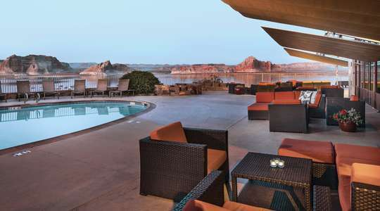 Lake Powell Resort, Lake Powell