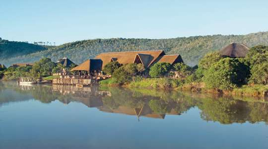 River Lodge at Kariega Game Reserve