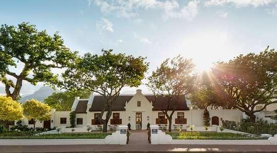 Leeu House, Franschhoek