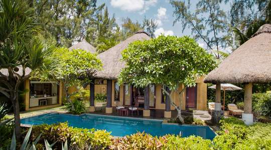 Presidential Villa with Private Pool
