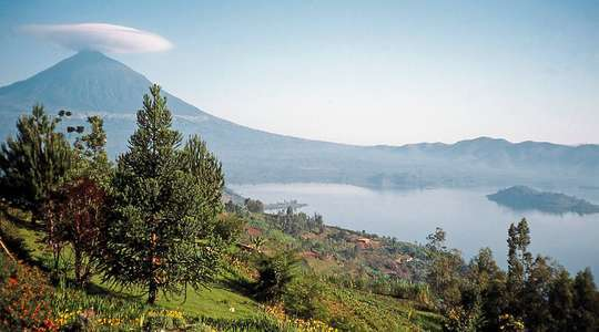 Majestic Rwanda