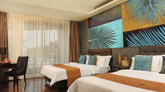 Superior Ocean Facing Room