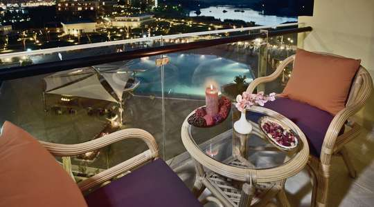 Classic Partial Nile View Room