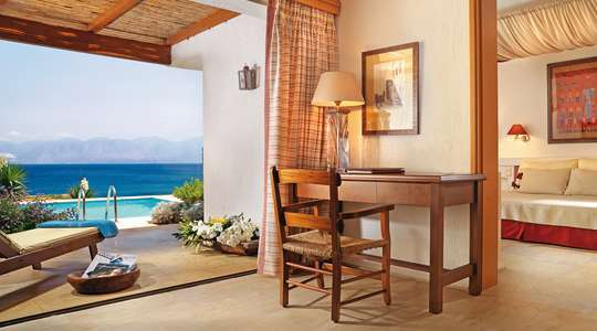 Superior Seaview Bungalow with Private Pool