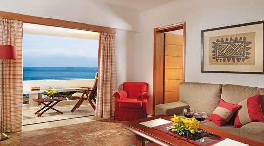 One Bedroom Seaview Suite
