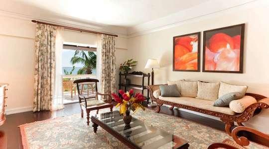 Grand Luxury Oceanfront Suite