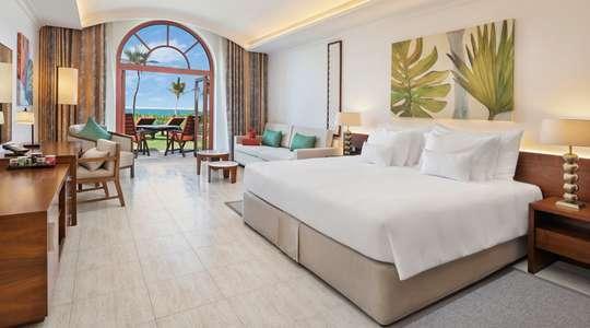 Beachfront Terrace Junior Suite