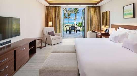 Beachfront Residence One Bedroom Suite