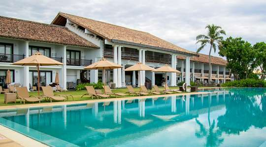 The Fortress Resort & Spa