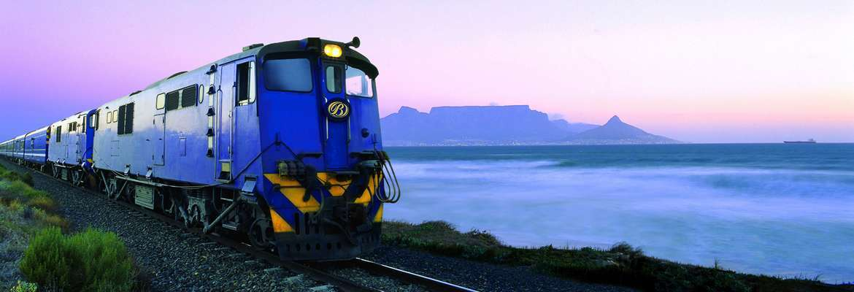 Blue Train & Big Five Safari – Suggested itinerary
