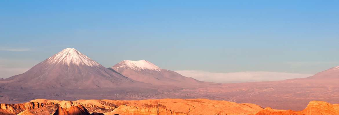Moon Valley, Atacama