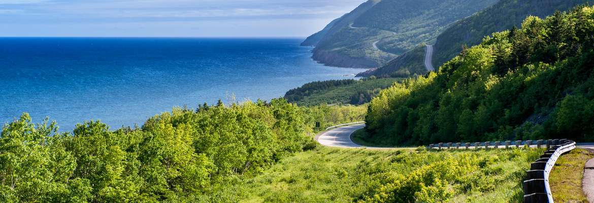 Landscapes of the Canadian Maritimes with Insight Vacations