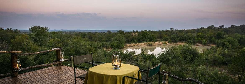 Garonga Safari Camp, Makalali Private Game Reserve
