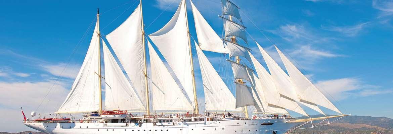 Indonesia Under Sail