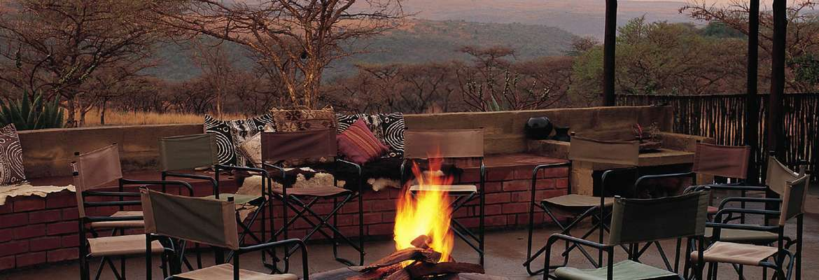 Fugitives' Drift Lodge, Zululand Battlefields