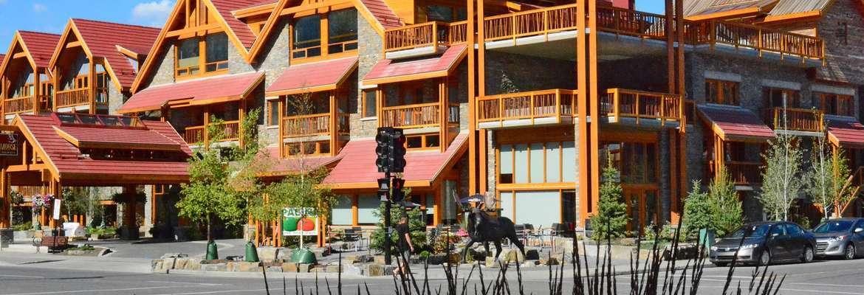 Moose Hotel & Suites, Banff
