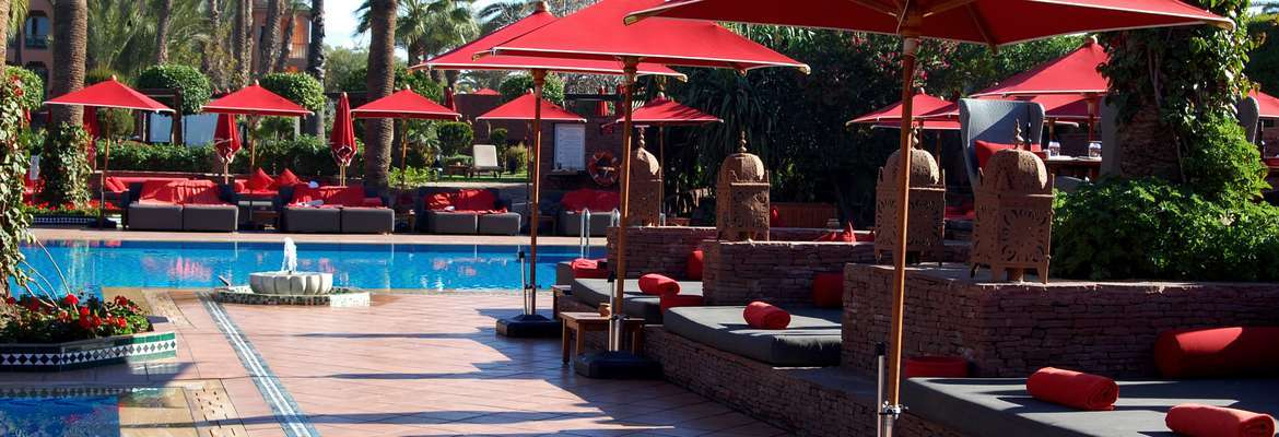 Sofitel Marrakech Lounge & Spa Hotel