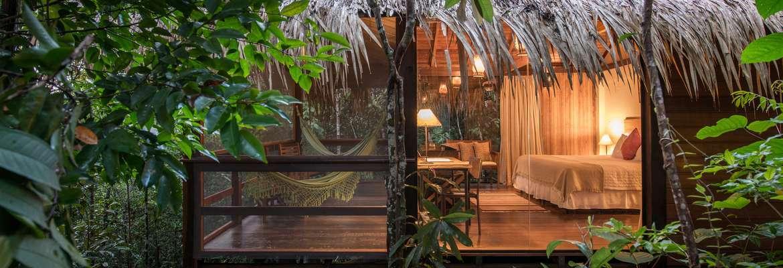 Anavilhanas Jungle Lodge, Amazon