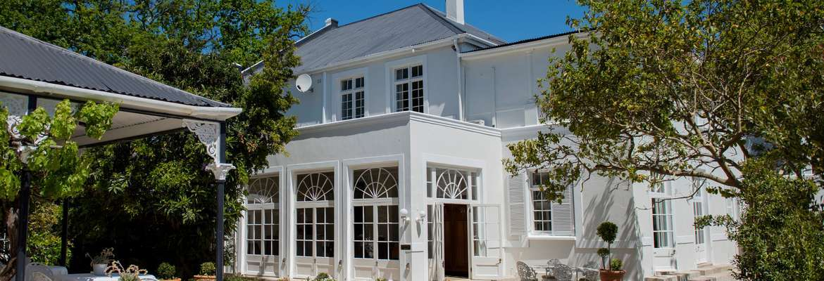 River Manor Boutique Hotel, Stellenbosch