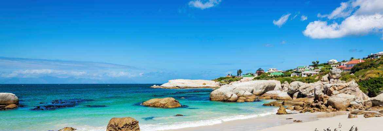 Cape Town and Botswana