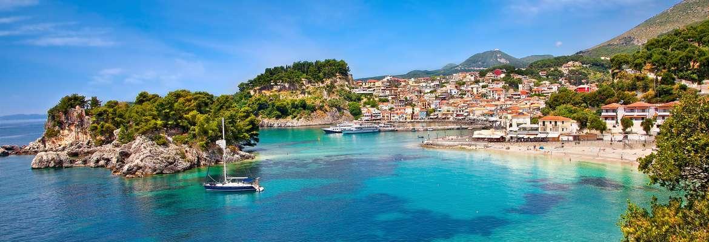 Sailing Corfu and the Ionian Coast