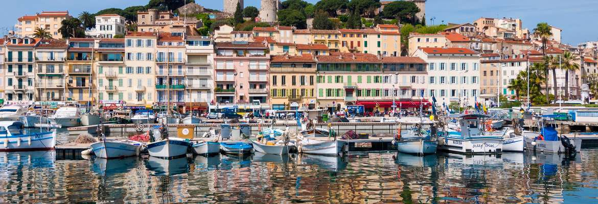 Sailing the French Riviera