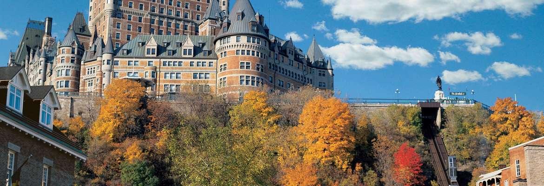 Fairmont Le Château Frontenac, Quebec City