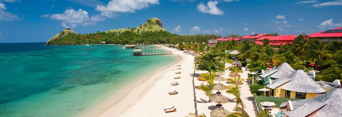 Sandals Grande St Lucian Spa & Beach Resort