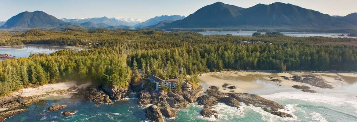 The Wickaninnish Inn, Tofino