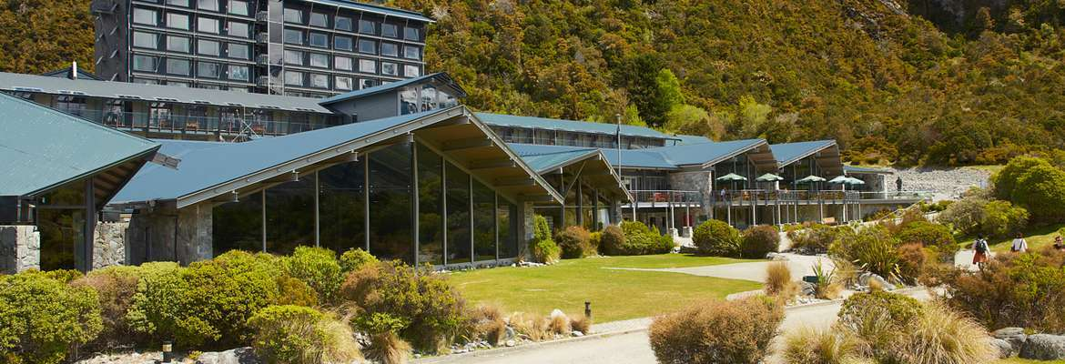 The Hermitage Hotel, Aoraki Mount Cook