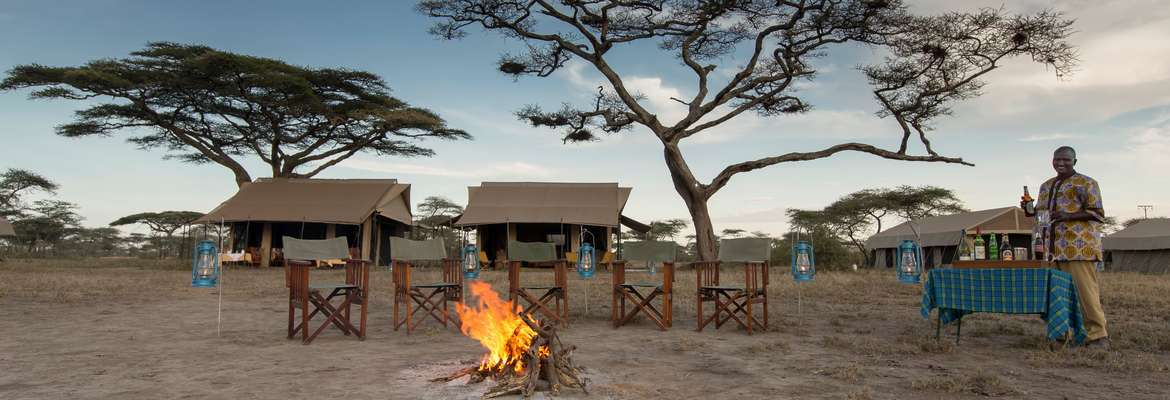 Serengeti Explorer Camp