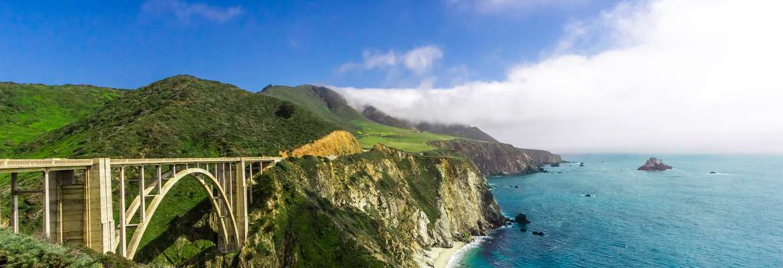 California Dreaming self-drive