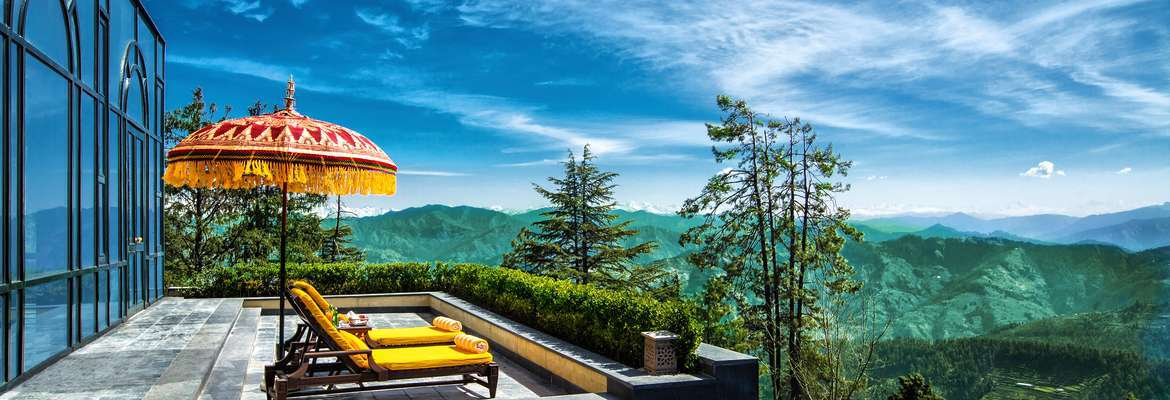 Oberoi Wildflower Hall, Shimla