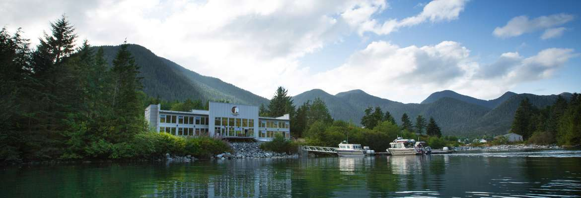 Spirit Bear Lodge - Grizzly & Spirit Bear Viewing
