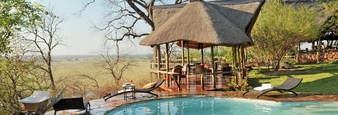 Muchenje Safari Lodge, Chobe Game Reserve