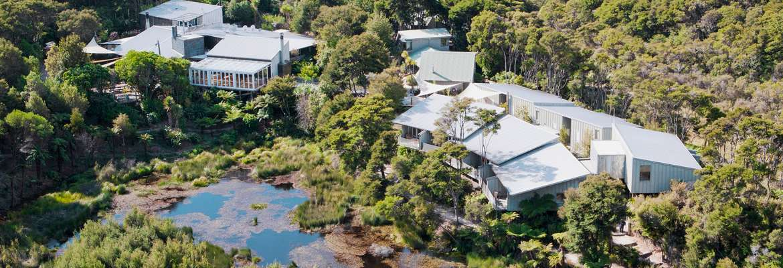 Awaroa Lodge, Abel Tasman National Park