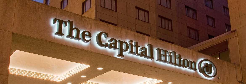 The Capital Hilton, Washington D.C.