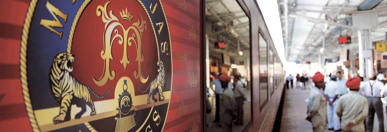 Maharajas' Express – Heritage of India rail journey