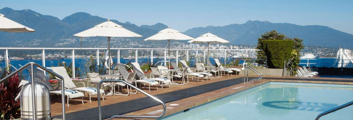 Pool, Pan Pacific Vancouver