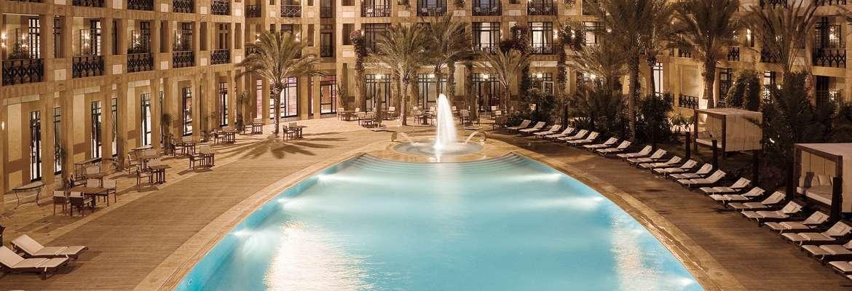 Le Médina Essaouira Hotel Thalassa Sea & Spa - MGallery