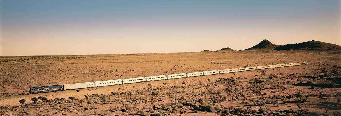 Indian Pacific Rail Journey
