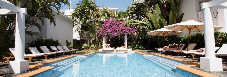 Pool, eef House Resort & Spa