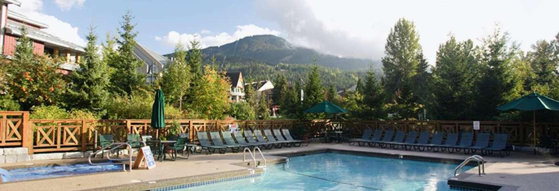 Pool, Delta Whistler Village Suites