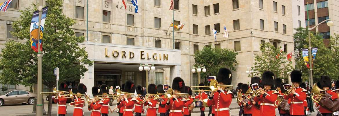 Lord Elgin, Ottawa