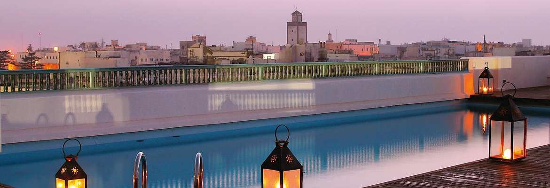 Palais l'Heure Bleue, Essaouira