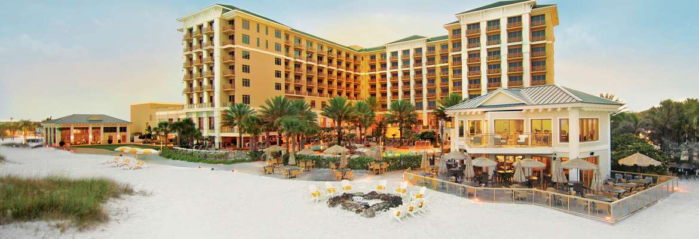 Sandpearl Resort, Clearwater