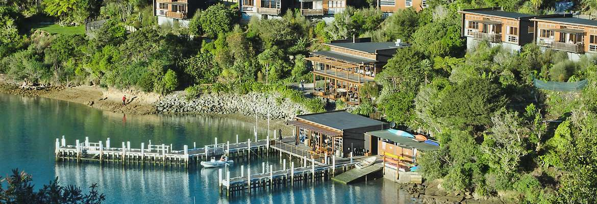 Bay of Many Coves Resort, Marlborough Sounds